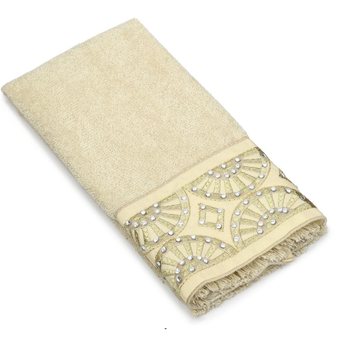 Полотенце 28х46 Avanti Gatsby слоновой кости