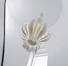 люстра Onion Pendant by Verner Panton