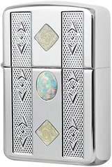 Зажигалка Zippo Armor™ Opalescence, High Polish Chrome 21199