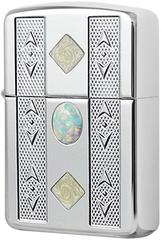 Зажигалка Zippo Armor™ Opalescence, High Polish Chrome 21199