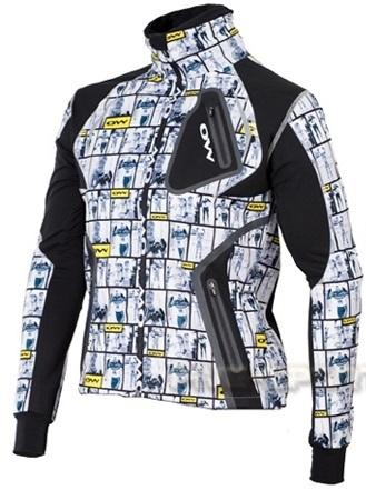 Куртка One Way Carnic grafic