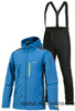 Лыжный костюм Craft Crossover Performance Full Blue мужской