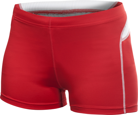 Шорты Craft Track and Field Hot Pants женские красные