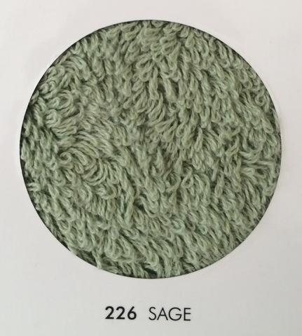 Элитный коврик для унитаза Must 226 Sage от Abyss & Habidecor