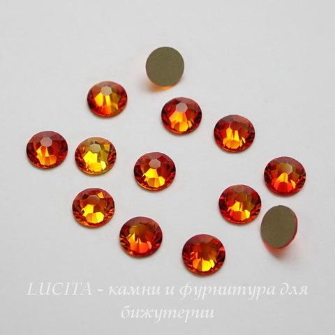 2058 Стразы Сваровски холодной фиксации Fireopal ss30 (6,32-6,5 мм) ()