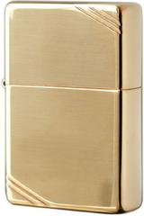 Зажигалка Zippo Vintage™ w/Slashes, Polish Brass