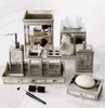 Стакан для зубной пасты Palazzo Vintage Mirror от Kassatex