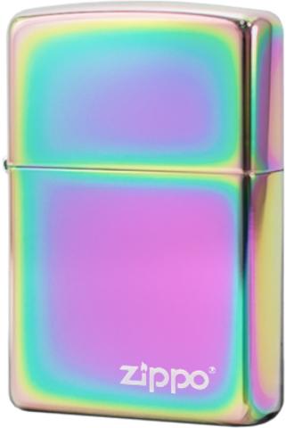 Купить Зажигалка Zippo Spectrum™ w/Zippo® Logo, High Polish 151ZL по доступной цене
