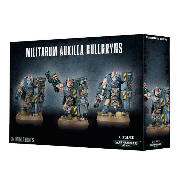 Militarum Auxilla Bullgryns