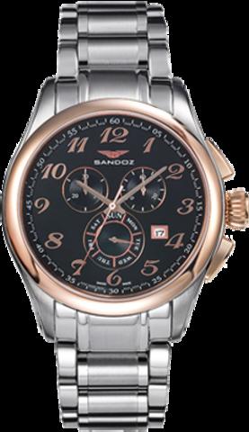 Купить Наручные часы Sandoz SZ 81343-95 по доступной цене