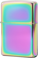 Зажигалка Zippo Spectrum™, High Polish 151