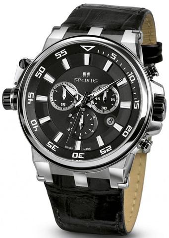 Купить Наручные часы Seculus 4510.5.503D LB SS B по доступной цене
