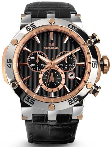 Купить Наручные часы Seculus 4502.2.503D LB 2TR B по доступной цене