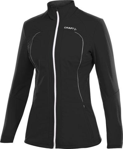 Лыжная куртка Craft Storm женская Black