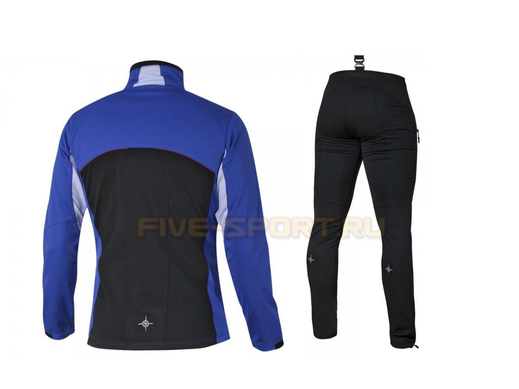 Лыжный костюм Noname Flow in Motion 15 синий
