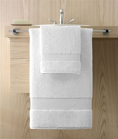 Элитный банный коврик Elegance White от Kassatex