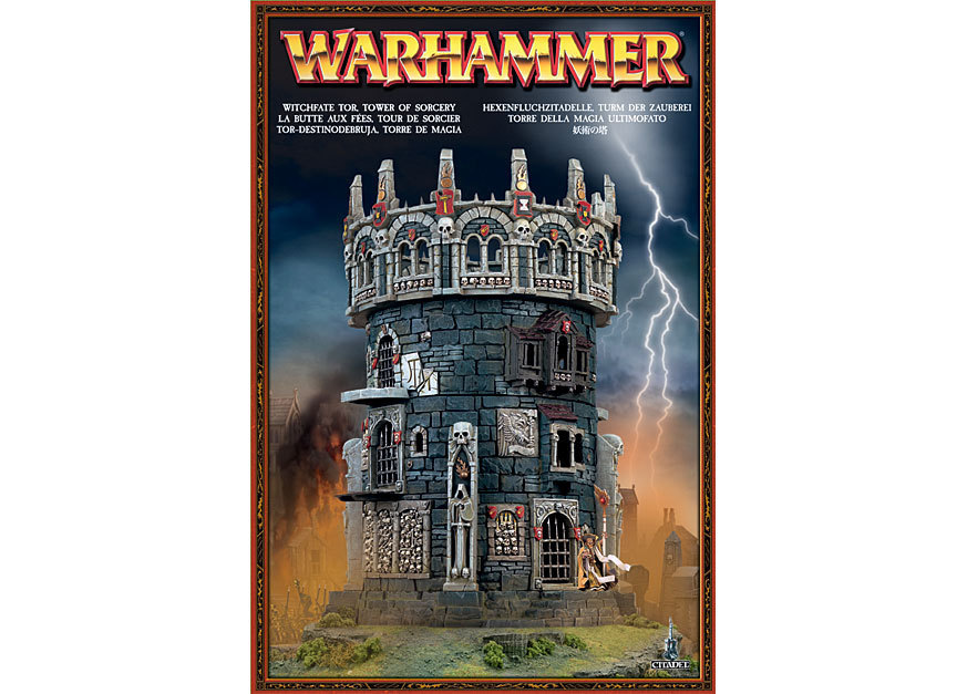 Witchfate Tor. Tower of Sorcery