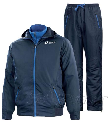 Утеплённый спортивный костюм Asics warmsuit