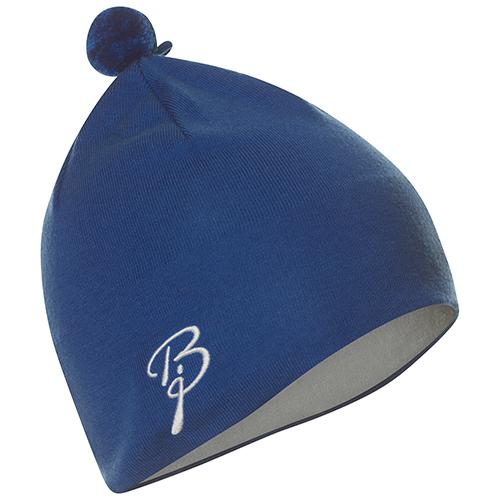 Шапка лыжная Bjorn Daehlie Hat Earprotector blue