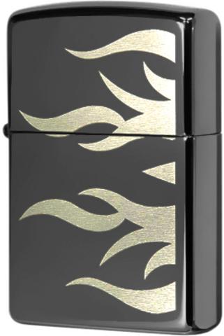 Купить Зажигалка Zippo Tattoo Flame Ebony™ 24951 по доступной цене