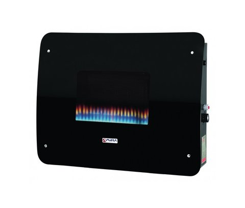 Газовый камин H5 Wall 4 LCD 5 kw (MIRA HEATING)