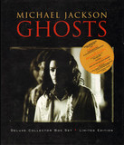 Michael Jackson / Ghosts (Deluxe Collector Box Set)(VHS+2CD)