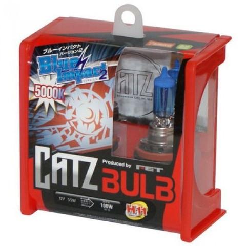 Газонаполненные лампы CATZ H11 CB1110 (5000К)