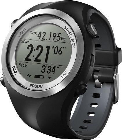 Купить Фитнес-часы Epson Runsense SF-710S по доступной цене