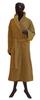 Элитный халат махрово-велюровый Canby light broun от Vossen