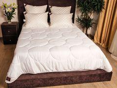 Элитное одеяло всесезонное 200х220 Double Tencel от German Grass