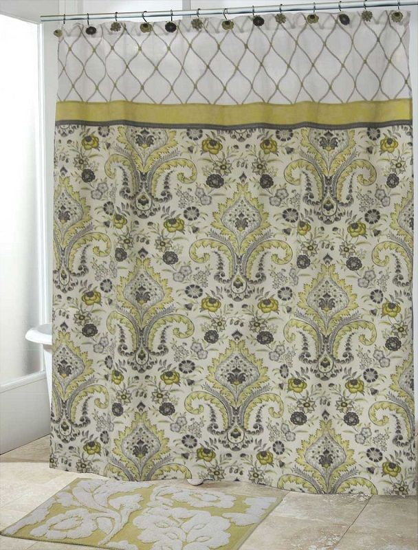 Элитная шторка для ванной Pembroke от Avanti