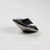 1122 Rivoli Ювелирные стразы Сваровски Crystal Silver Night (18 мм)