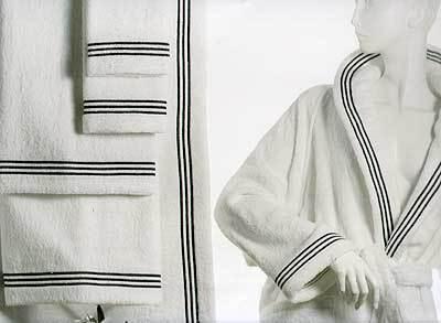 Наборы полотенец Набор полотенец 2 шт Lady Laura Suami белый nabor-italyanskih-polotenec-suami-ot-lady-laura.jpg