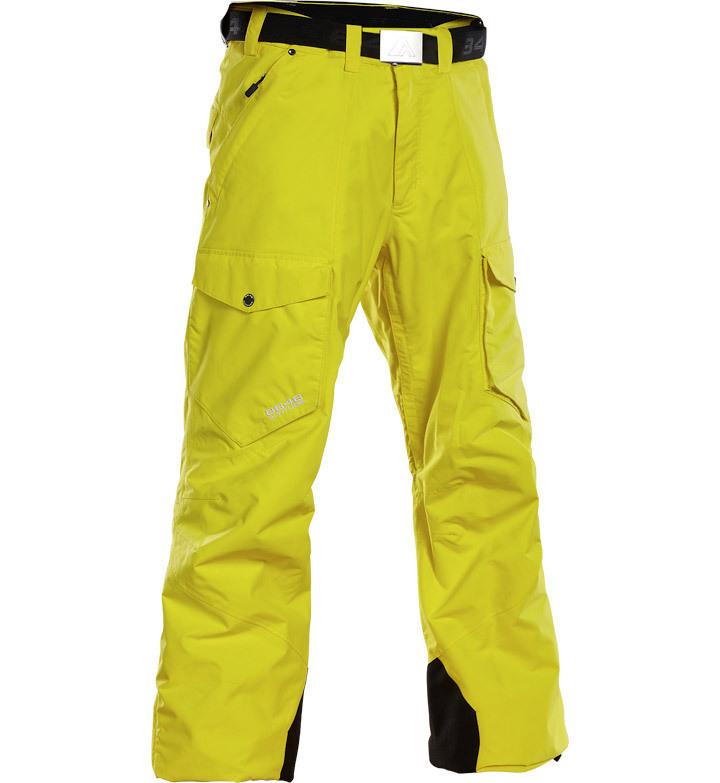 Брюки 8848 Altitude Chris Pant мужские yellow