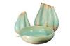 Элитная ваза декоративная Paradise низкая от S. Bernardo