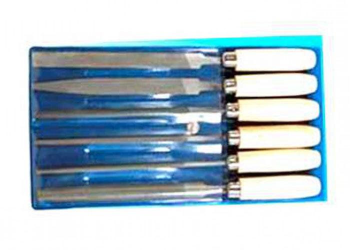 Набор напильников для изготовления ключей Ajax 286202921025