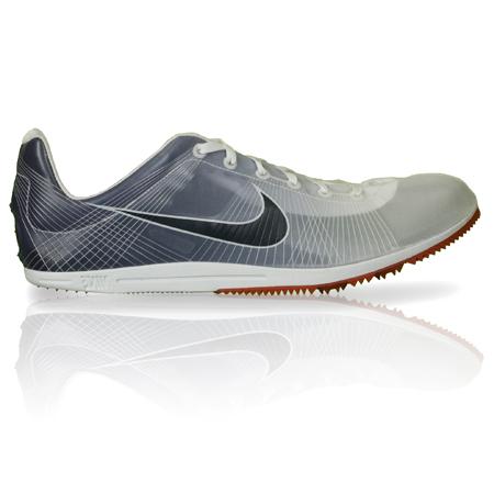 Шиповки Nike Zoom Matumbo на длинные дистанции white