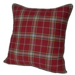 Элитная подушка декоративная Signature красная от Casual Avenue