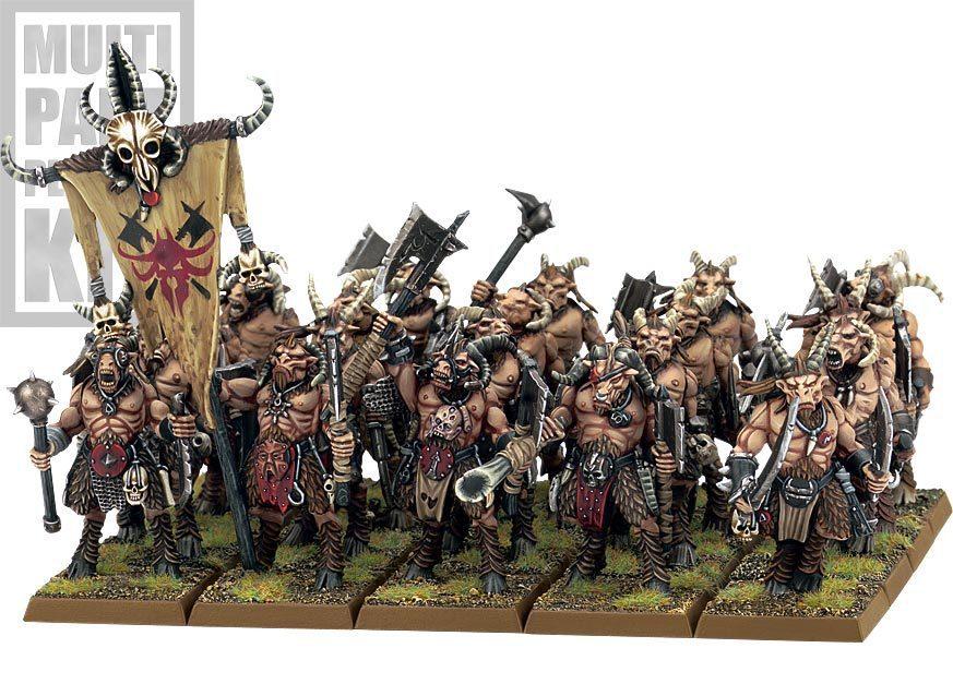 Beastmen Battalion