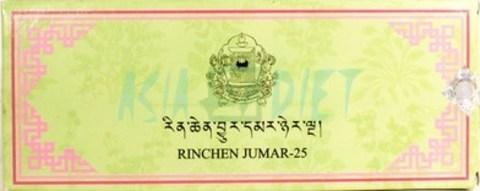 Rnchen Jumar-25 /  Ринчен Джумар- 25, Men-Tsee-Khang, 1 шт