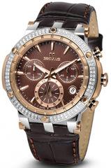 Наручные часы Seculus 1682.2.503D LBr 2TRst Br