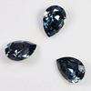 4320 Ювелирные стразы Сваровски Капля Denim Blue (14х10 мм)