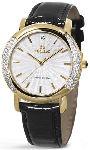 Купить Наручные часы Seculus 1673.2.1063 LB G W по доступной цене