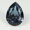 4320 Ювелирные стразы Сваровски Капля Denim Blue (14х10 мм) ()