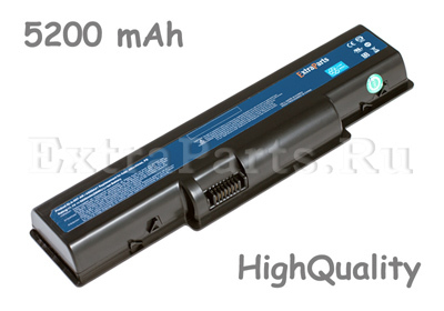 Аккумулятор AS09A31 для EMACHINES (5200mAh) HQ