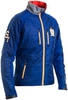 Лыжная куртка Stoneham Warm Up Jacket blue разминочная