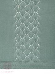 Элитный плед -покрывало Imperio 283 зеленый от Luxberry