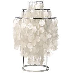 лампа Verner Panton Fun 1TM Table Lamp