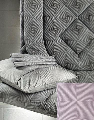 Постельное белье 1.5 спальное Cassera Casa Alagon розовое