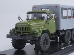 ZIL-131 Watch Bus khaki-gray 1:43 Start Scale Models (SSM)